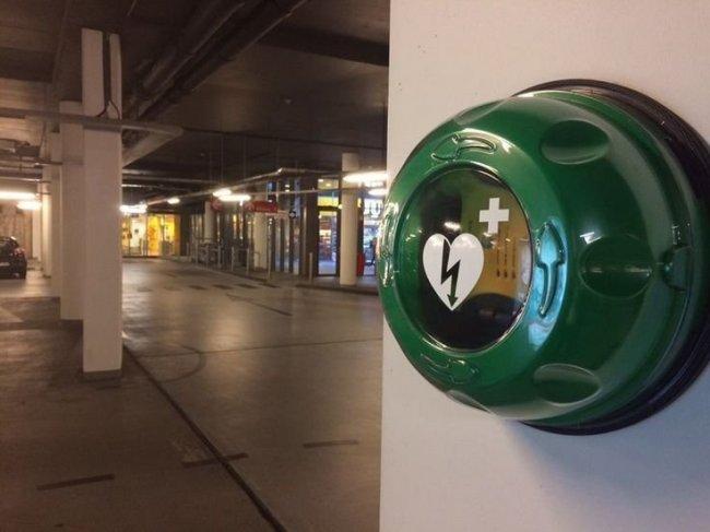 Durf de AED te gebruiken